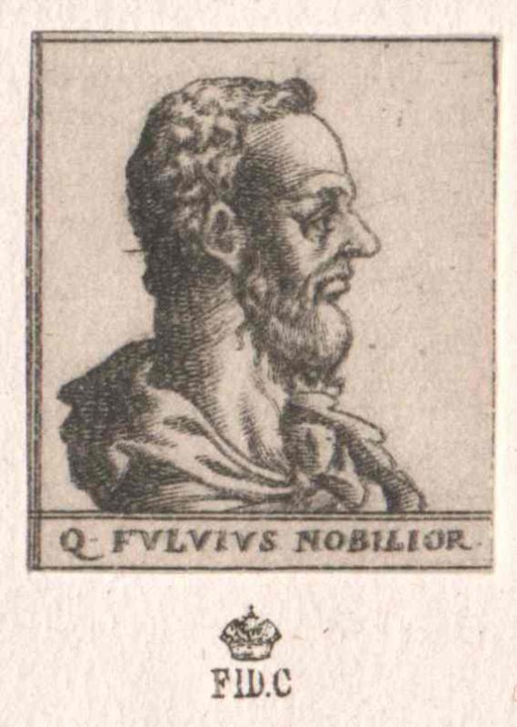 Fulvius Nobilior, Quintus