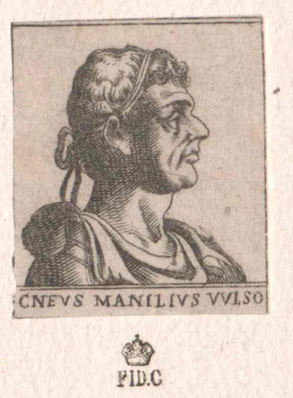 Manlius Vulso, Gnaeus
