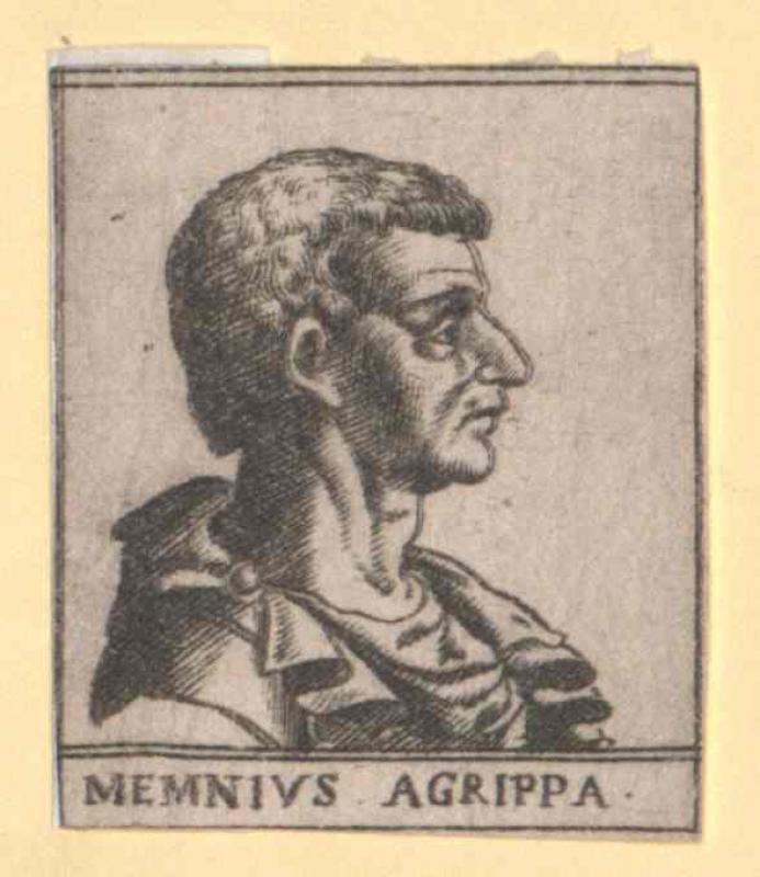 Menenius Agrippa, Latanus