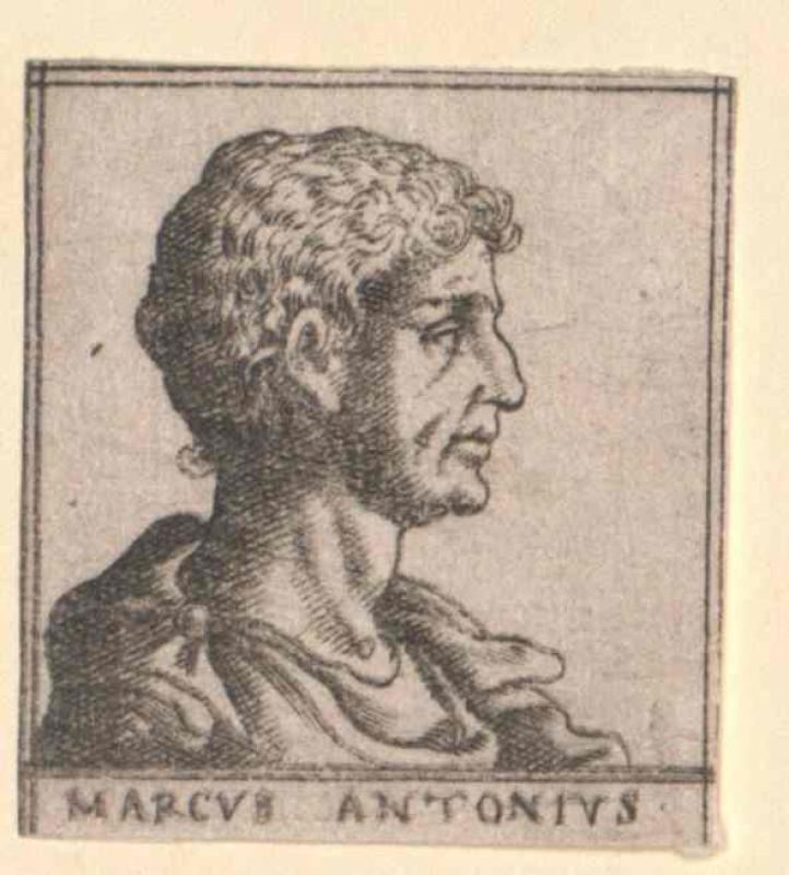 Antonius, Marcus
