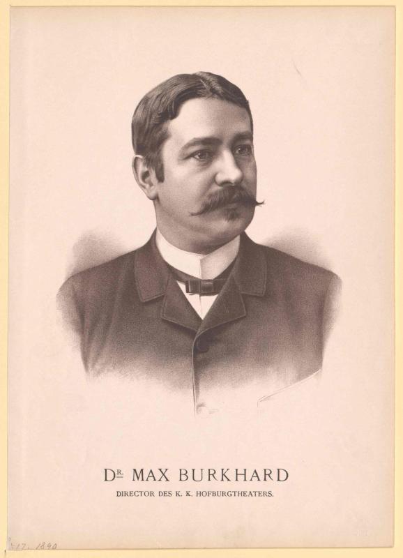 Burckhard, Max