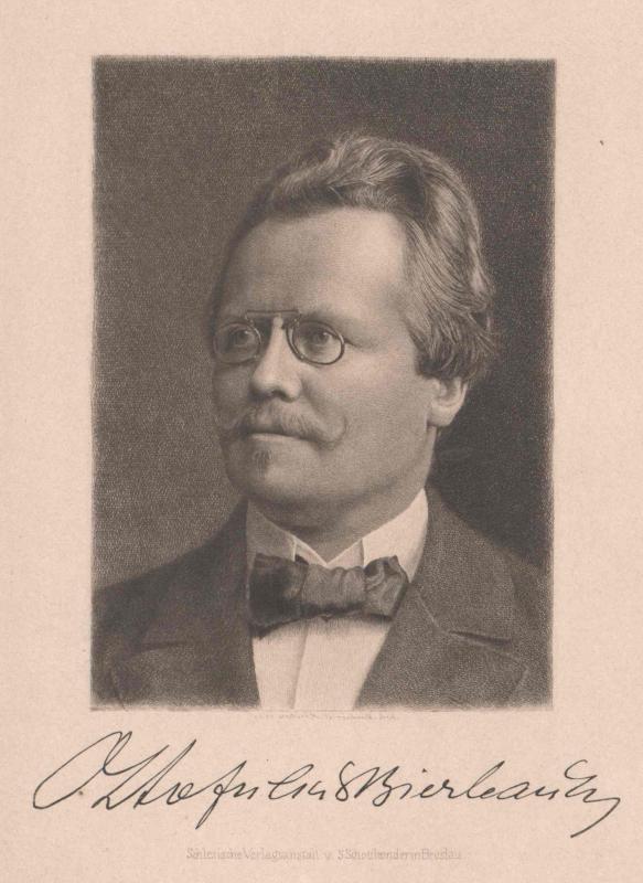 Bierbaum, Otto Julius