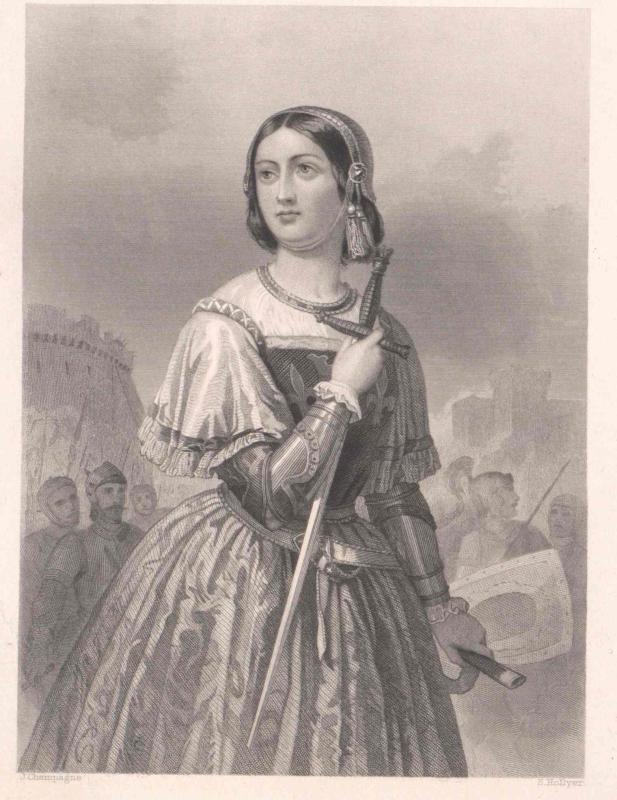 Arc, Jeanne d'