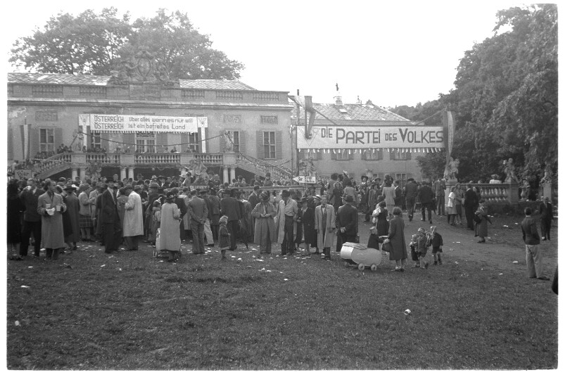 Gartenfest in Pötzleinsdorf