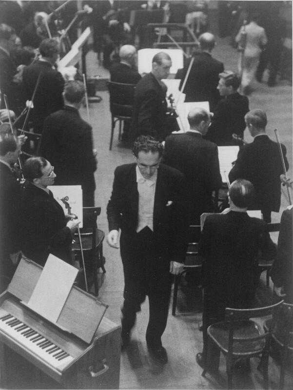 Klemperer-Konzert im Konzerthaus