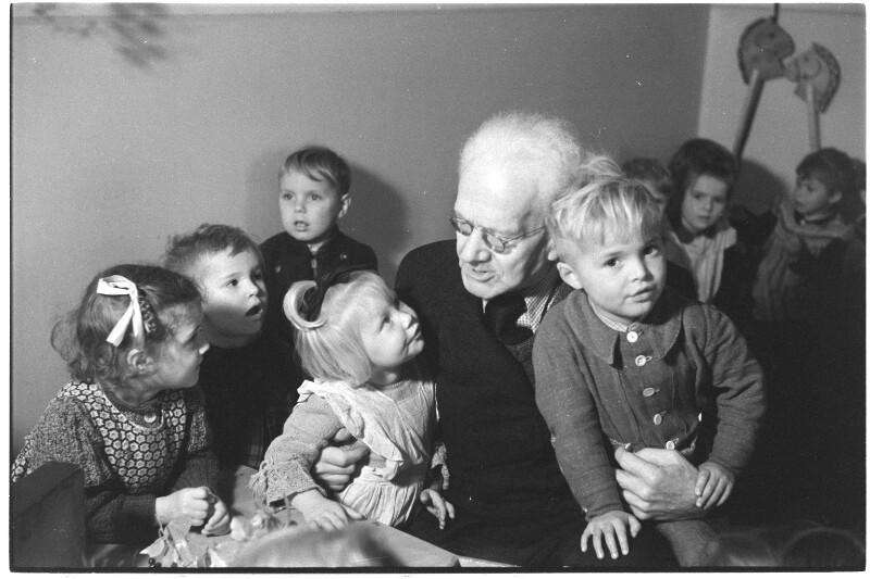 Wien 16, Kindergarten Sandleiten