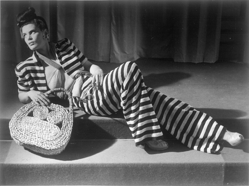 Modefrühling 1946