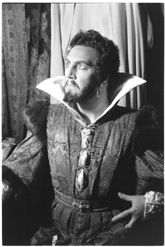 """Max Lorenz als """"Othello"""""""