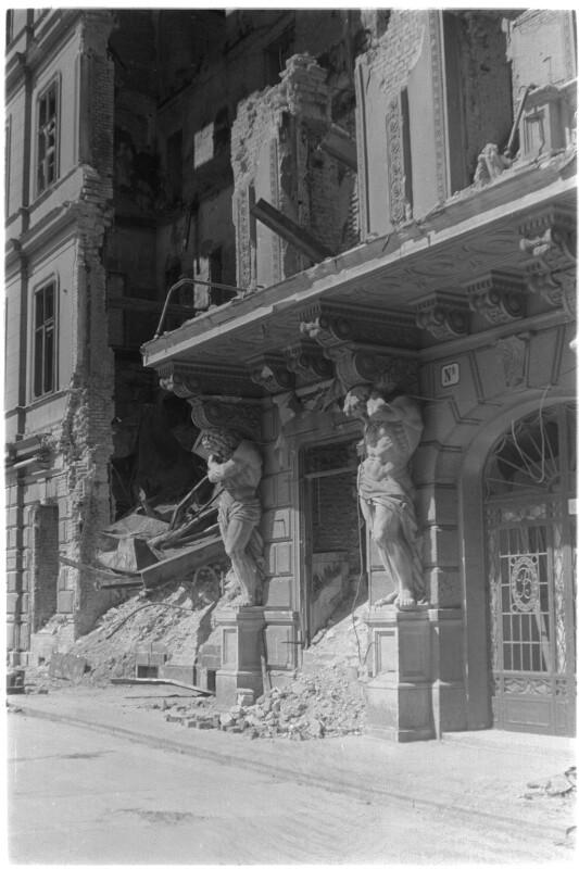Böhlerhaus in der Elisabethstraße