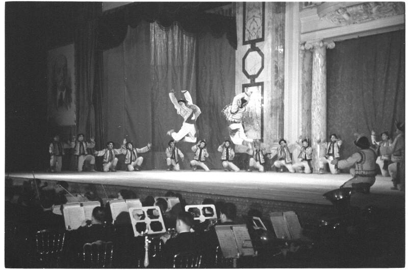 Russisches Ballett in der Hofburg