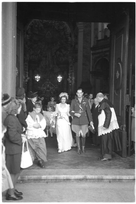 Hochzeit in der Karlskirche