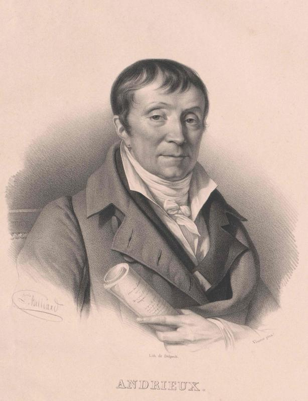 Andrieux, Francois Guillaume