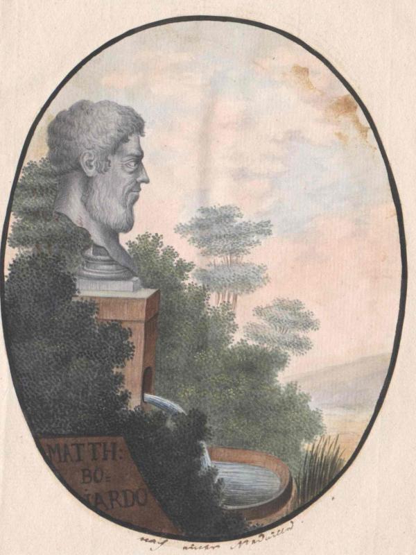 Boiardo, Matteo Maria