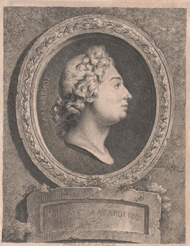 Algarotti, Francesco Conte