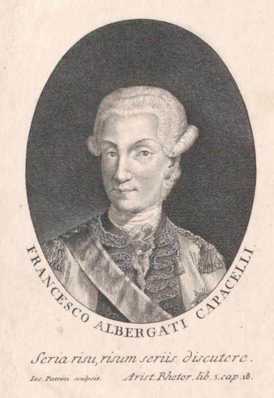 Albergati, Francesco Marchese
