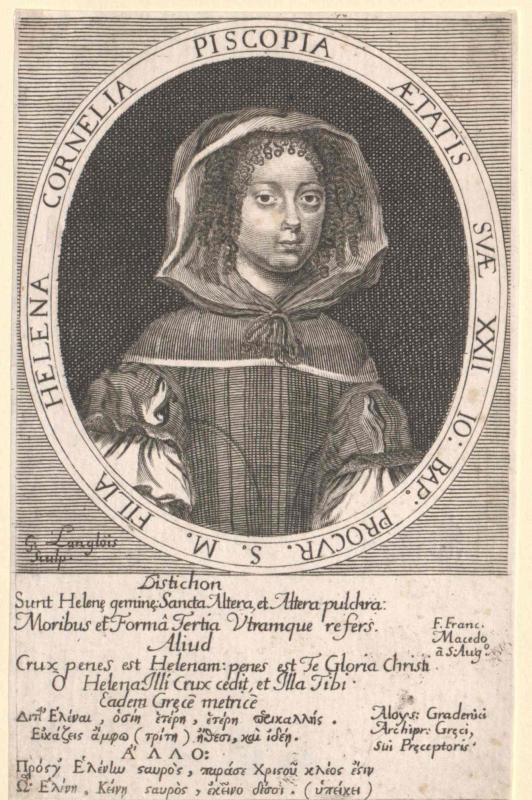 Cornaro, Elena Lucrezia