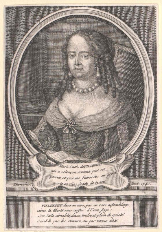 Desjardins, Marie Catherine Hortense