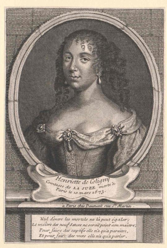 Coligny, Henriette de