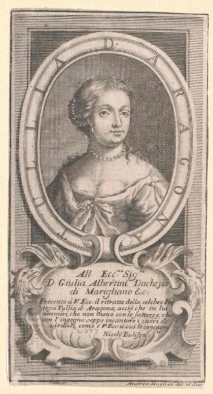 Aragona, Tullia d'