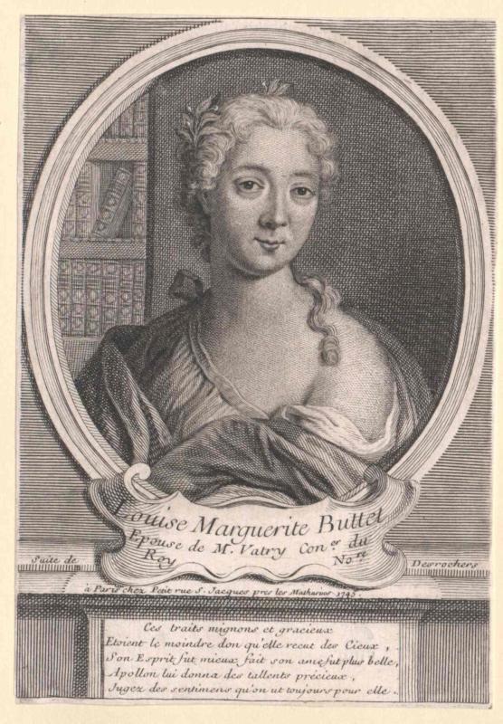 Buttet, Louise Marguerite