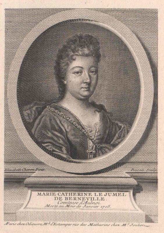 Aulnoy, Marie Catherine Jumel Comtesse d'