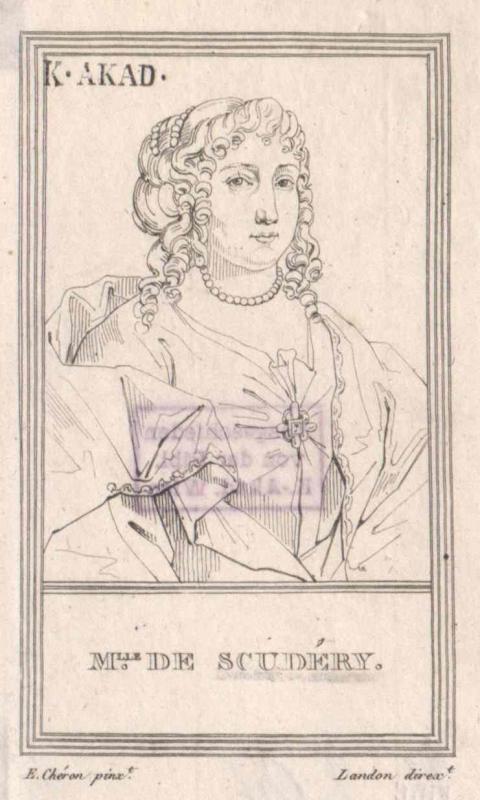 Scudéry, Madeleine de