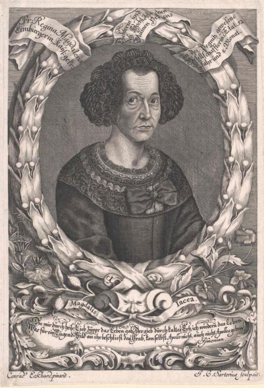 Limburger, Regina Magdalena