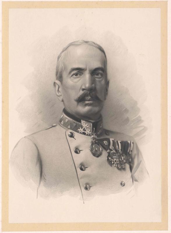 Woinovich von Belobreska, Emil Freiherr