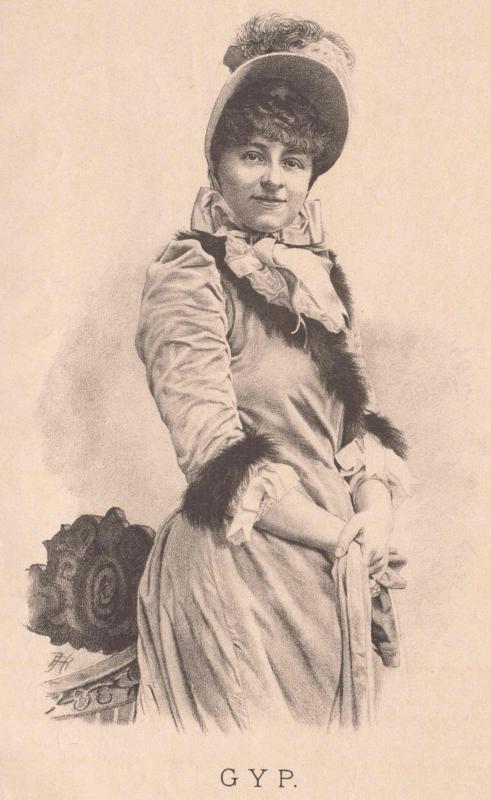 Mirabeau, Sibylle Gabriele Marie Antoinette Riqueti Comtesse de