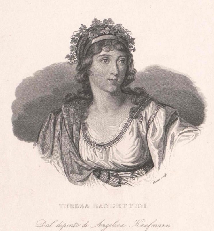 Bandettini, Teresa