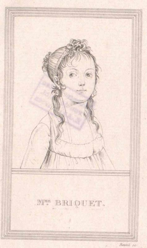 Bernier, Marguerite Ursule Fortunée