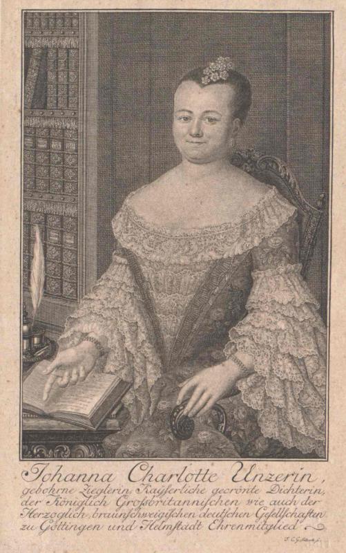 Ziegler, Johanna Charlotte