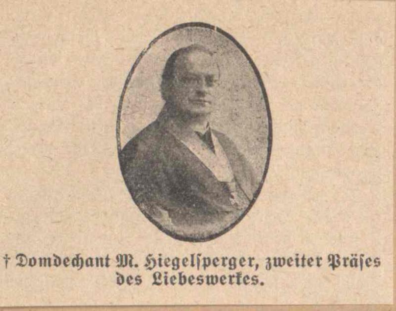 Hiegelsperger, Mathias