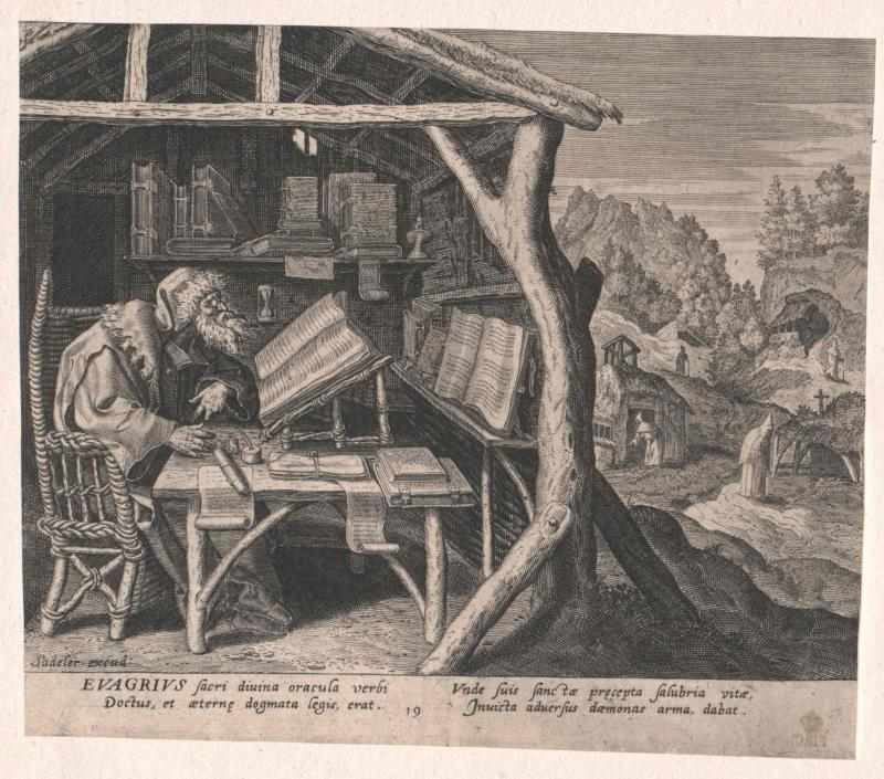 Euagrius Ponticus