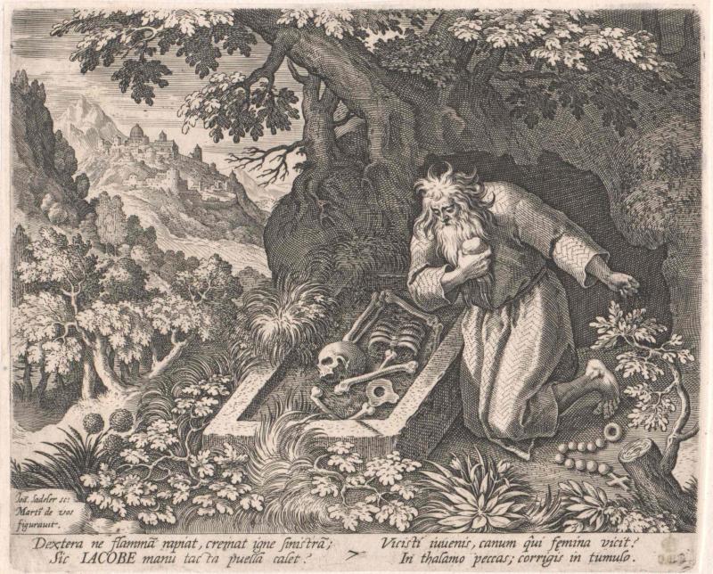 Jakobus von Palästina, Heiliger