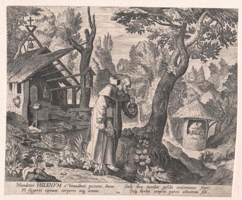 Helenus von Troyes, Heiliger