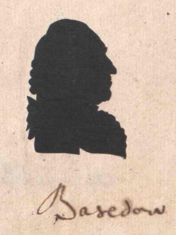 Basedow, Johann Bernhard