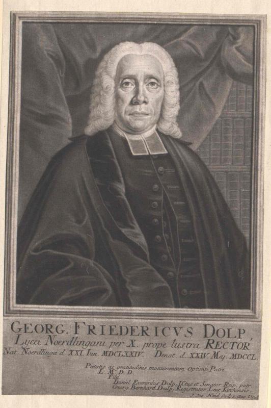 Dolp, Georg Friedrich
