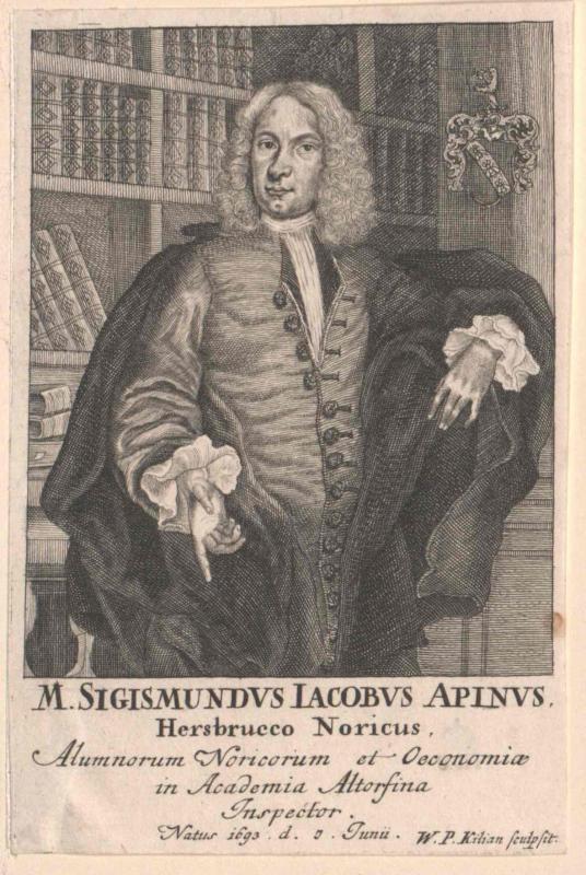 Apin, Sigismund Jakob