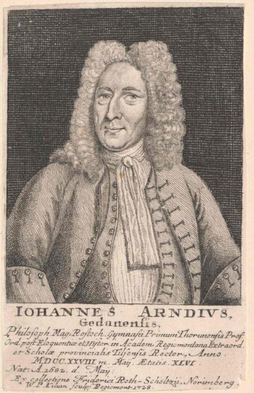 Arnd, Johann