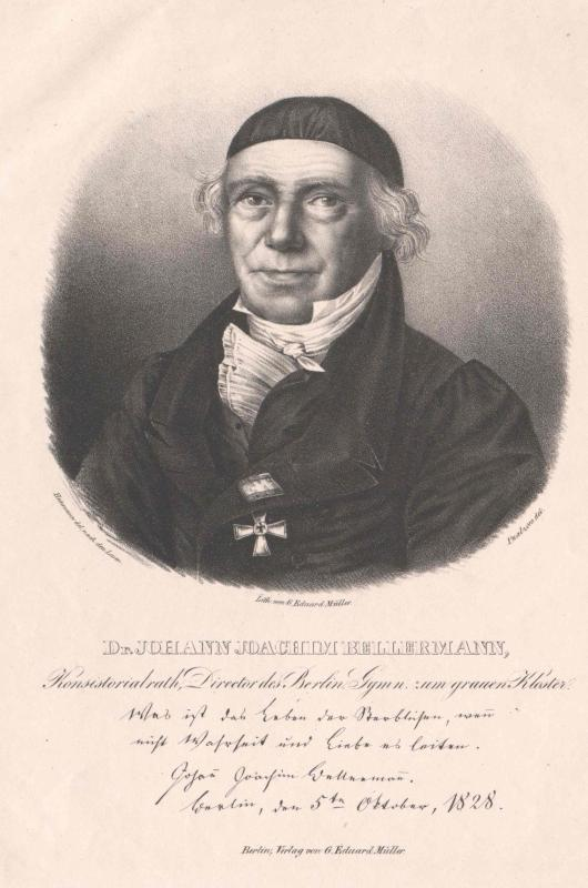 Bellermann, Johann Joachim