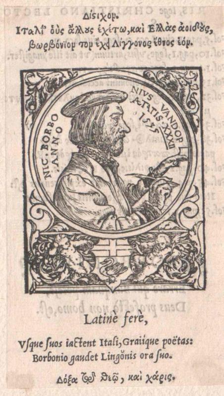 Borbonius, Nicholas