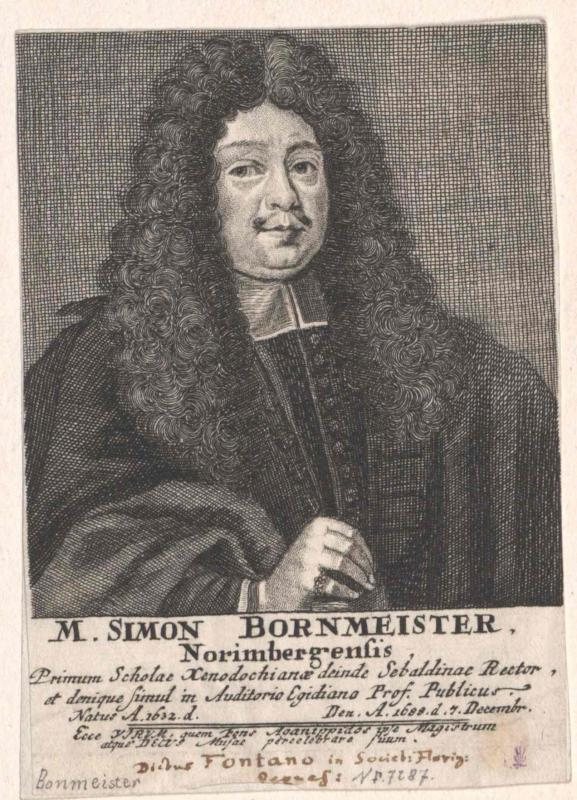 Bornmeister, Simon
