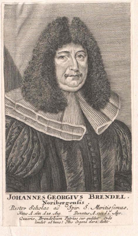 Brendel, Johann Georg