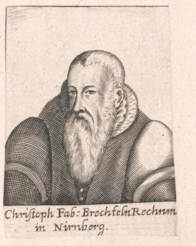 Brechtel, Christoph Fabius