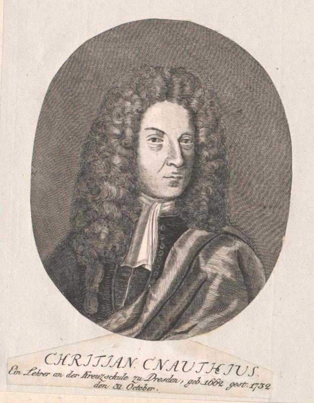 Cnauthius, Christian