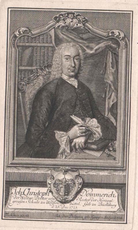 Dommerich, Johann Christoph