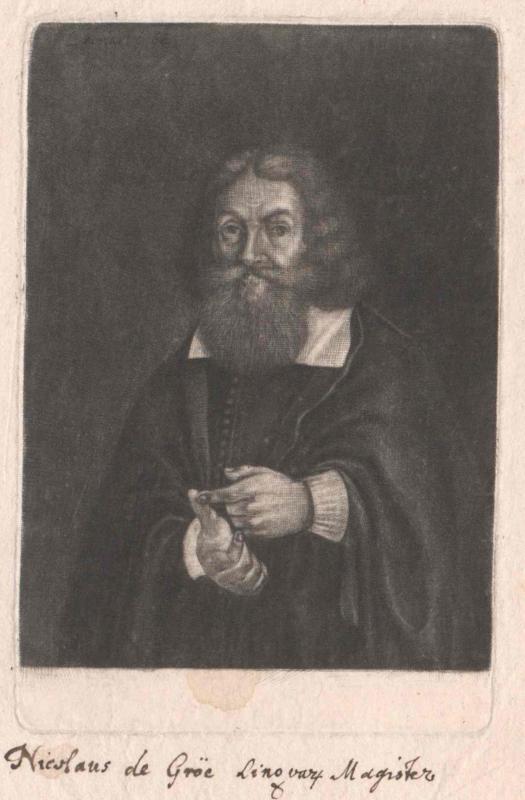 Groe, Nicolaus de