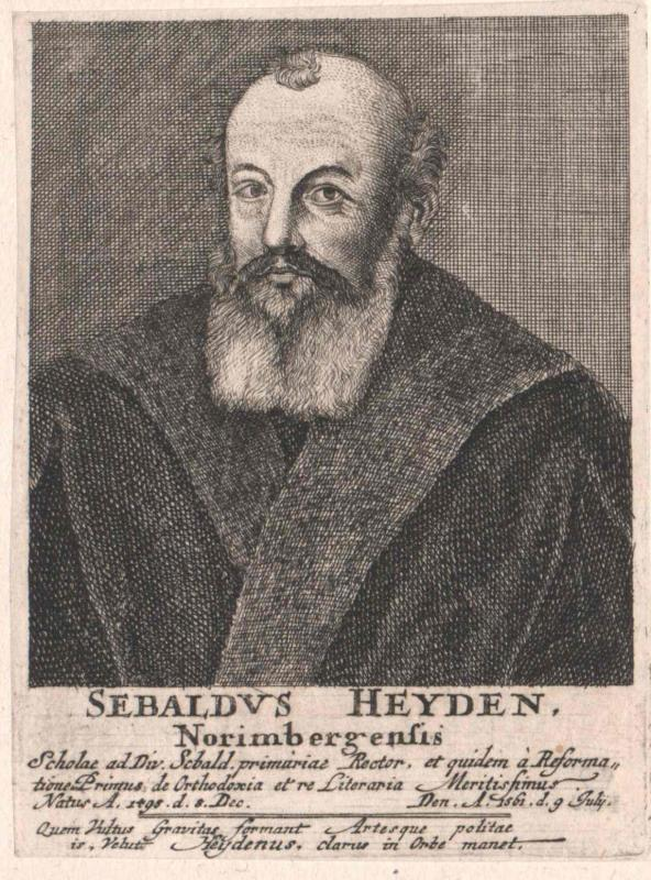 Heyden, Sebald