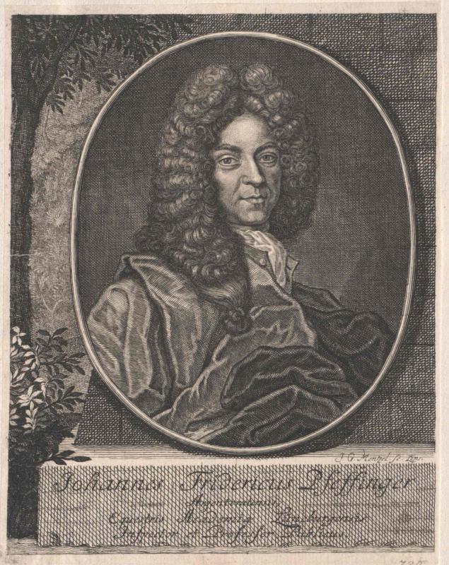 Pfeffinger, Johann Friedrich